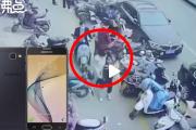 حقيقة انفجار هاتف سامسونج في حقيبة الظهر !!!