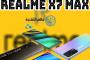 تسريب مواصفات هاتف realme X7 Max ...