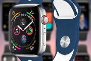 ساعة Apple بمواصفات فريدة من نوعها و رائعة...