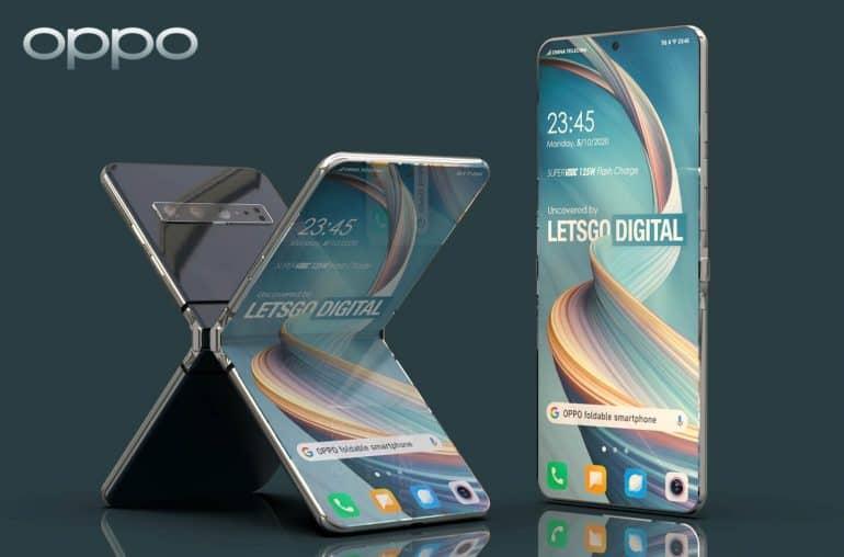 أستعداد Oppo لأطلاق هاتف قابل للطي منافس لهواتف سامسونج!!!