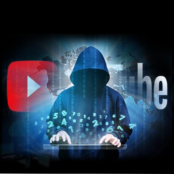 ثغرة امنيه في يوتيوب اتاحت اختراق قنوات مشاهير ...
