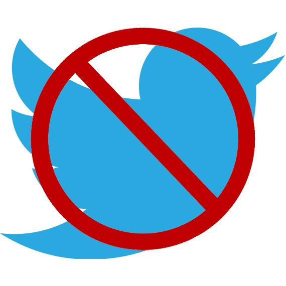 حضر تويتر في هذه الدولة ...