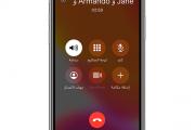 طريقة عمل مكالمة جماعية لأكثر من 5 أشخاص على أجهزة ألأيفون...