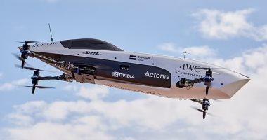لأول مرة في العالم سيارة سباق طائرة...