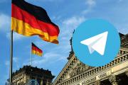 الحكومة الألمانية تفرض غرامة على مستخدمين تليجرام...