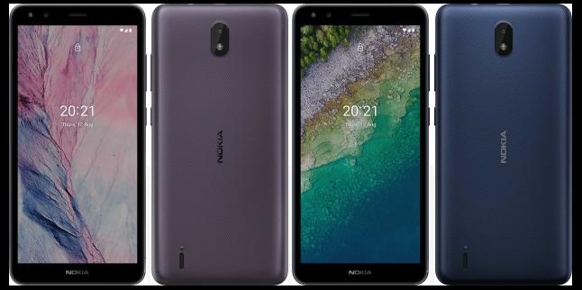 هاتف Nokia C01 Plus يدعم تحديث أندرويد11...