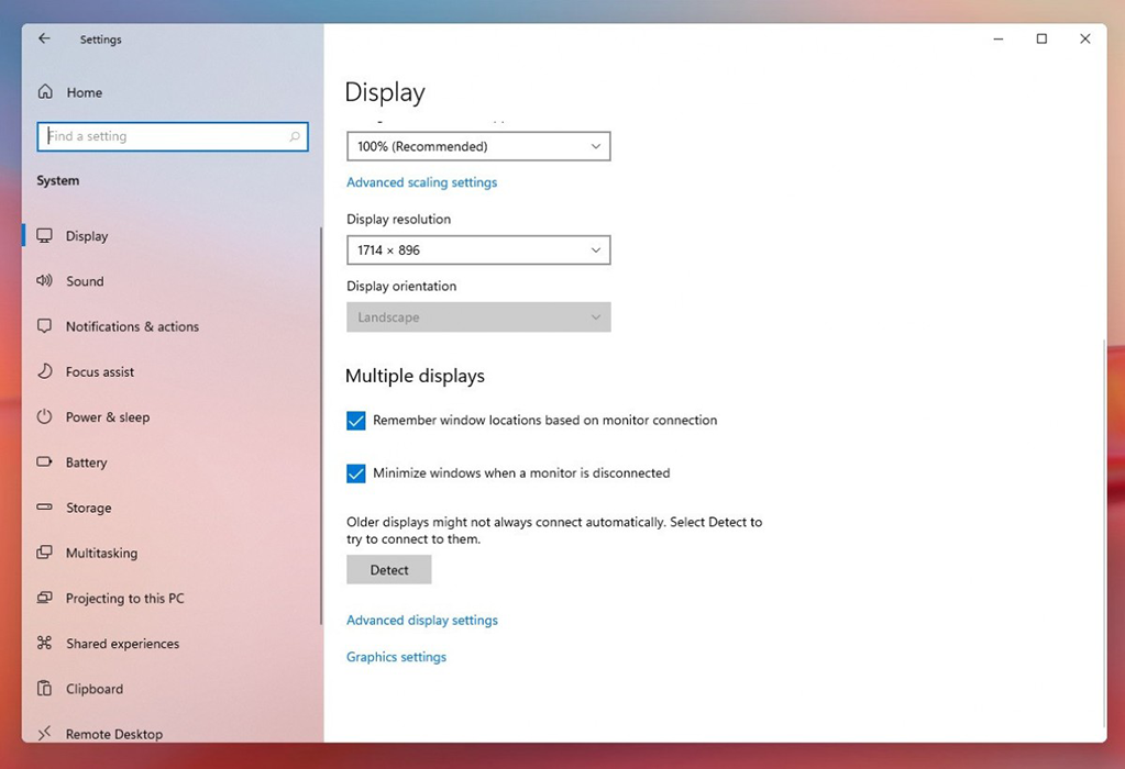 مايكروسوفت تضع أعدادات متقدمة في WINDOWS 11 و تتفوق على نضام MAC OS