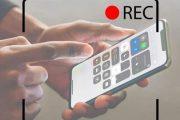طريقة تفعيل ميزة تسجيل الشاشة في هواتف ايفون...