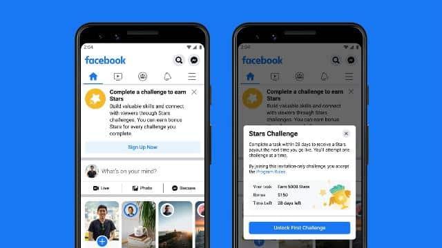 فيسبوك تدفع أكثر من مليار دولار لمستخدمين منصتها!!!
