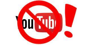 تعرف على 6 دول قامت بحظر تطبيق يوتيوب و منهم دولة عملاقة...