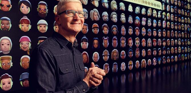 Apple تحاول التنافس مع تطبيقات وخدمات الشركات الأخرى...