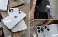 صورة مسربة تكشف عن تصميم ايفون 13 القادم التي تظهر تصميم الكاميرا الجديد...