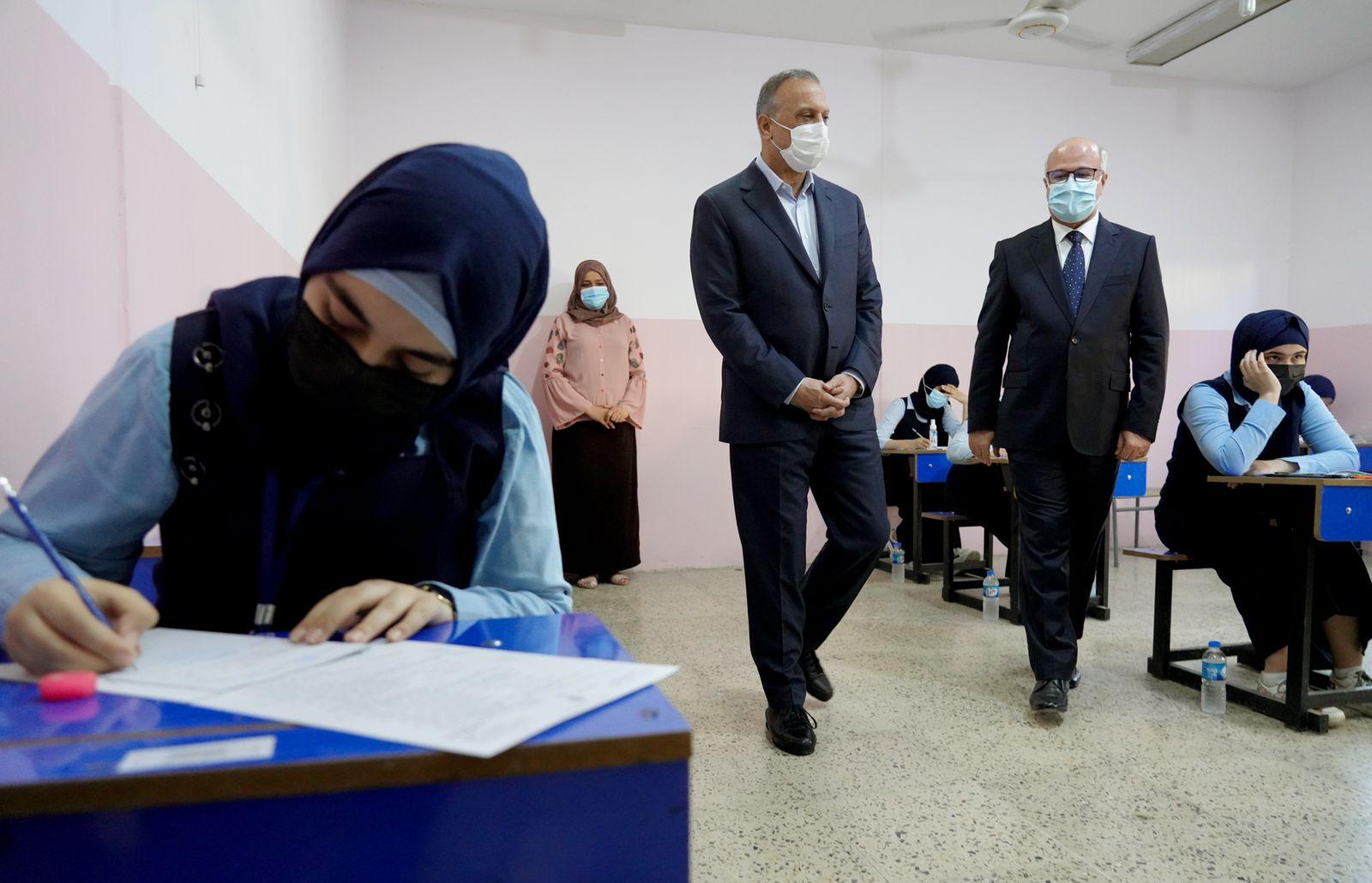 عاجل : ألكشف عن جميع نتائج امتحانات الثالث متوسط في جميع محافظات العراق ...