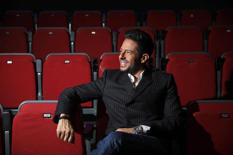 ألفنان محمد حماقي يكشف عن أغنيته ألجديدة من ألألبوم ألجديد