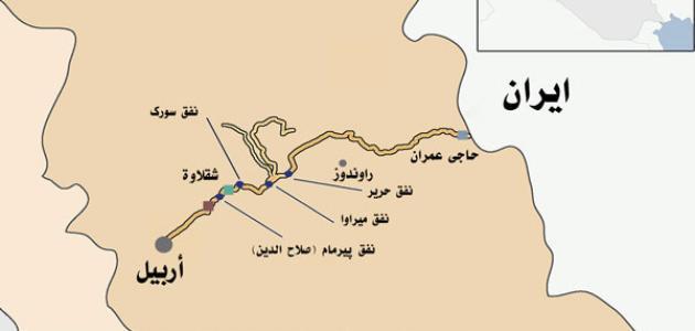نتائج الانتخابات في محافظة ارابيل