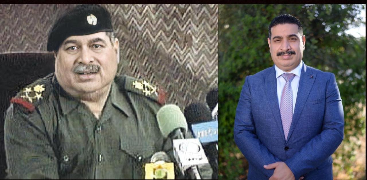 ابن وزير الدفاع  بزمن صدام حسين يفوز في الانتخابات النيابية