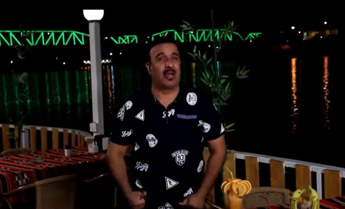 بالفيديو .. حصريا تسريب كواليس اقوى مسلسل عراقي تحشيشي تخدير موضوعي
