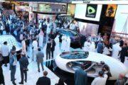 روبوتات الجيل الخامس تبهر زوار جناح «اتصالات» في جيتكس