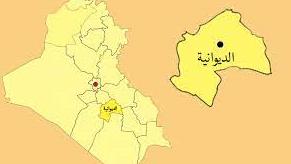نتائج الانتخابات في محافظة الديوانية