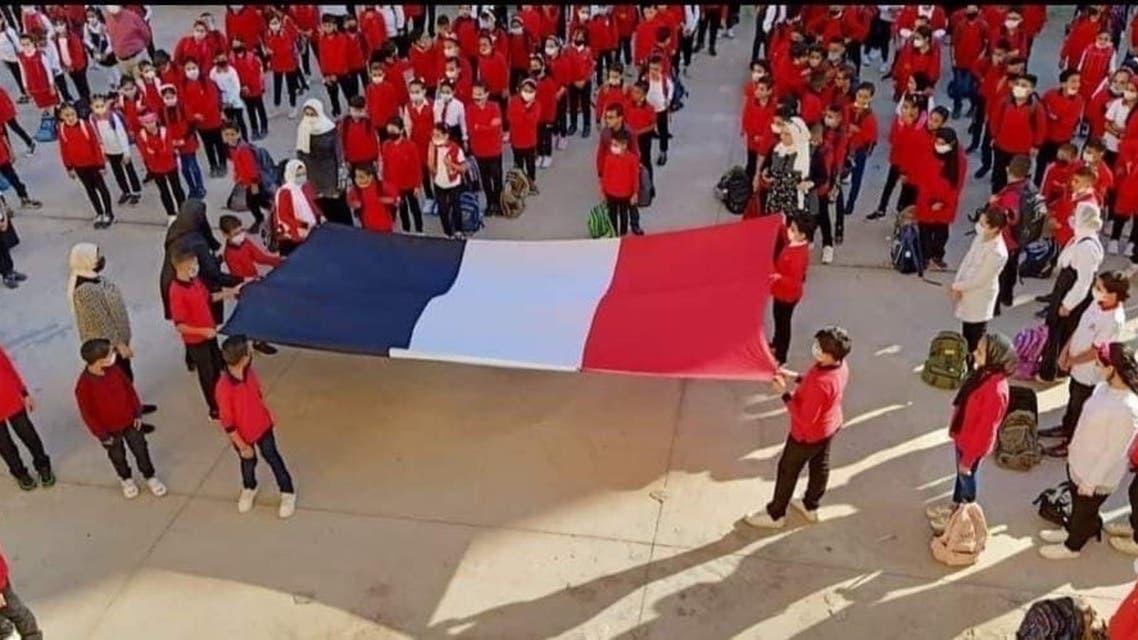 فتح تحقيق في مصر بسبب رفع علم فرنسا...