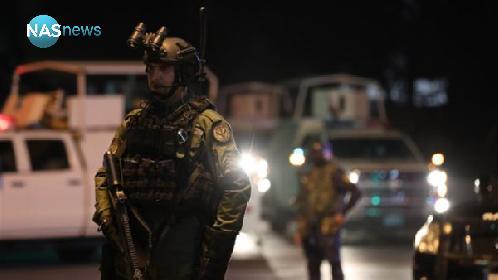 اعتقال أربعة أشخاص حاولوا قطع طريق شرقي العاصمة