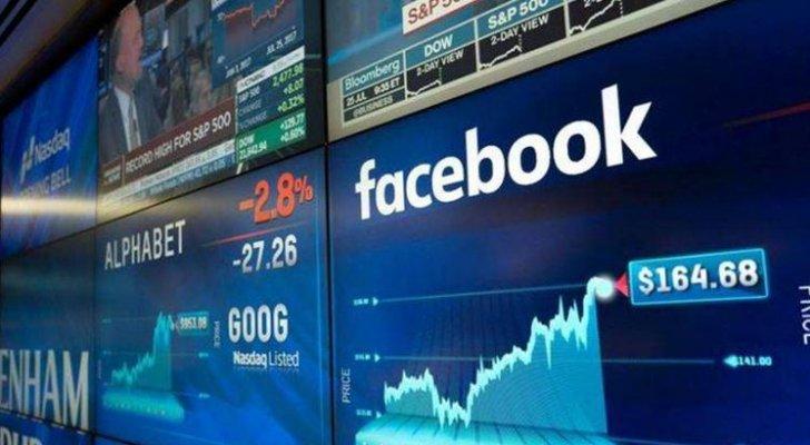تراجع سعر سهم فيسبوك بسعر 5% والسبب...