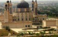 الاحتفال بذكرة المولد النبي بمسجد ابو حنيفة النعمان